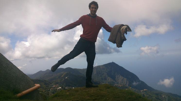 Equilibirsmo en El Ávila
