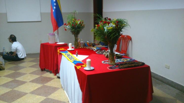 altar ayahuasca