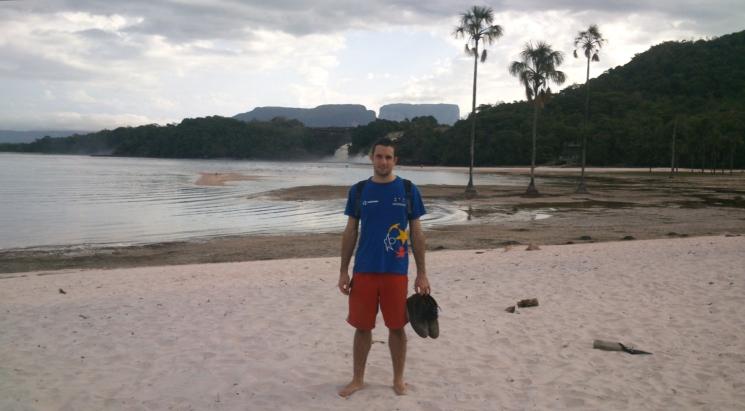 playa Canaima