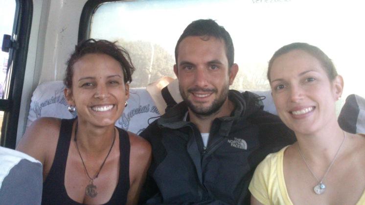 autobús Gran Sabana